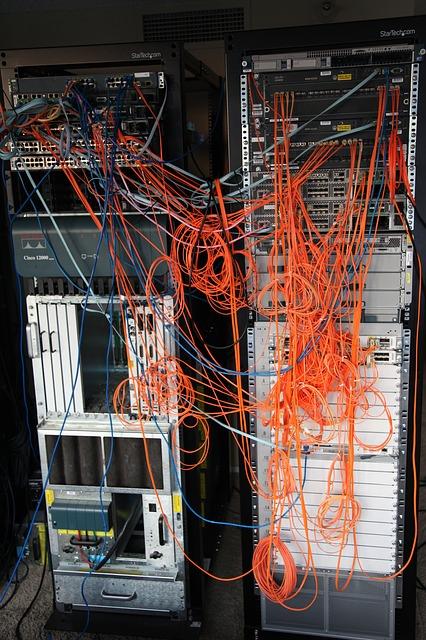 offen zugänglicher Server